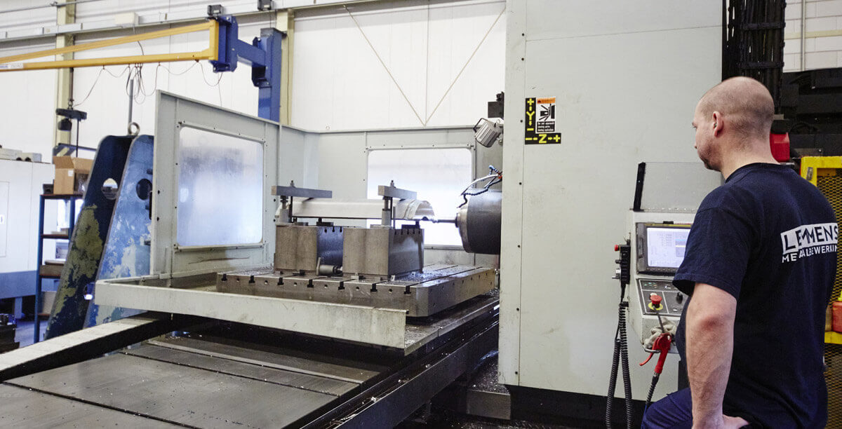 metaalmachine lemmens metaalbewerking
