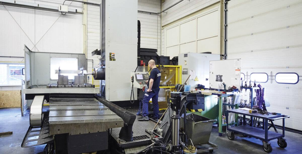 werkplaats lemmens metaalbewerking
