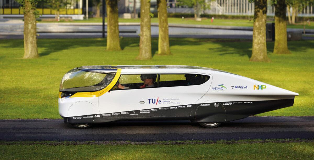 TUE zonne energie auto lemmens metaalbewerking