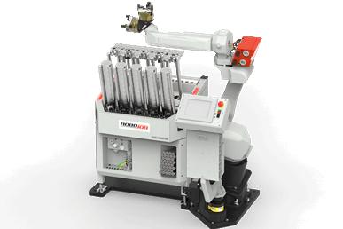 robot groot klein 387 bij 258 Lemmens metaalbewerking